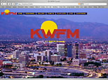 KWFM Tribute Site